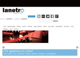 cantabria.lanetro.com