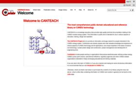 canteach.candu.org