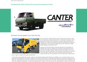 canter-usedtruck.com