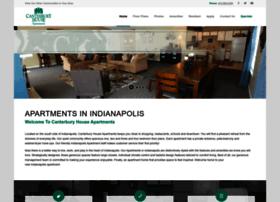 canterbury-apts-indianapolis.com