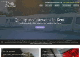 canterburycaravans.co.uk