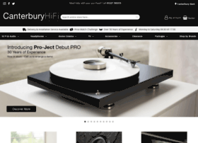 canterburyhifi.co.uk