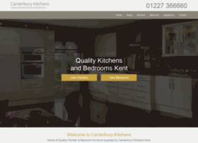 canterburykitchens.co.uk