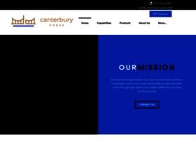 canterburypress.net