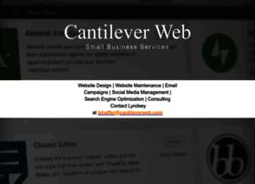cantileverweb.com