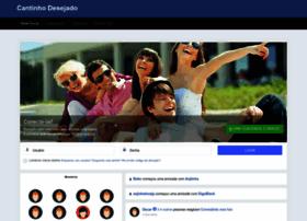 cantinhodesejado.com