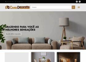 cantodecoratto.com.br