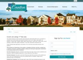 canton.applicantpro.com