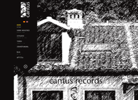 cantus-records.com