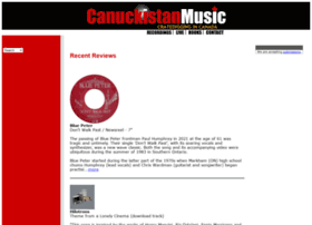 canuckistanmusic.com
