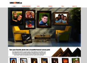 canvasandframes.com