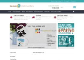 canvasandstretcherbars.co.uk