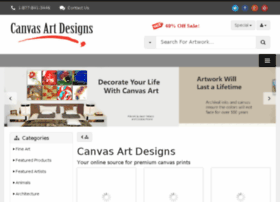 canvasartdesigns.com