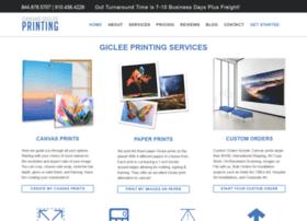 canvasgicleeprinting.com