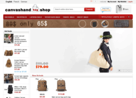 canvashandbagshop.com