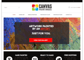 canvaspaintings.com