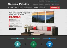 canvaspalette.com