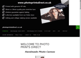canvasprintsdirect.co.uk
