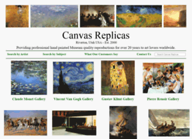canvasreplicas.com