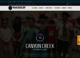 canyoncreek.roundrockisd.org