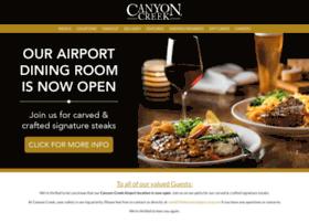 canyoncreekrestaurant.ca