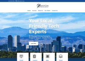 canyoncs.com