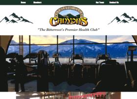 canyonsathleticclub.com