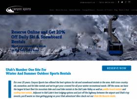 canyonsports.com
