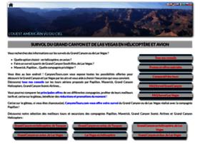 canyonstours.com