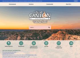 canyontx.net