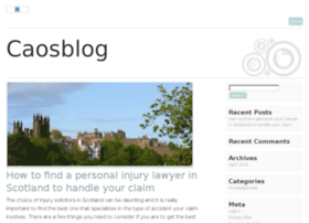 caosblog.com