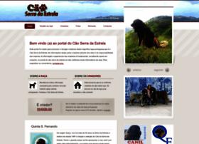 caoserradaestrela.com