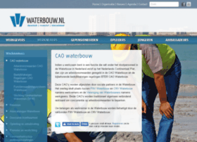 caowaterbouw.nl