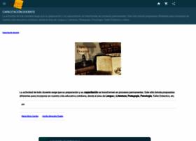 capacitacion-docente.idoneos.com