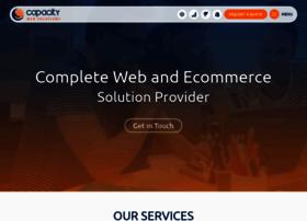capacitywebsolutions.com