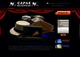 capasheadwear.com
