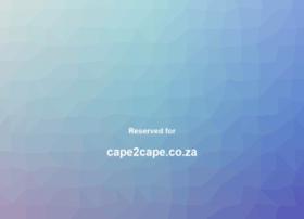cape2cape.co.za