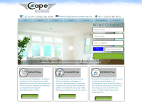 capeairconditioning.com