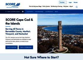 capecod.score.org