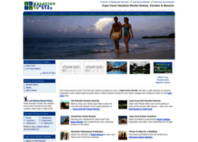 capecoralvacationhomes.com