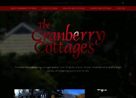 capecranberrycottages.com