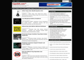 capedeh-2.blogspot.com