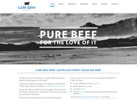 capegrimbeef.com.au