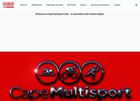capemultisportclub.com