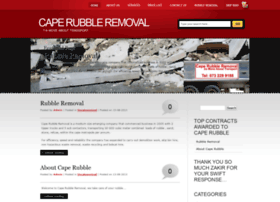 caperubbleremoval.co.za