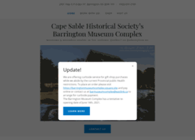 capesablehistoricalsociety.com