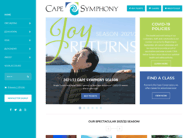 capesymphony.org