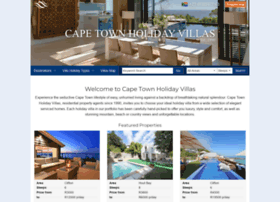capetownvillas.co.uk