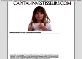 capital-investisseurs.com