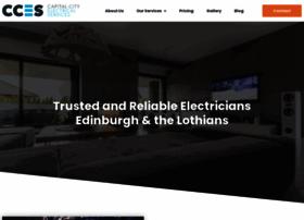 capitalcityelectrical.co.uk